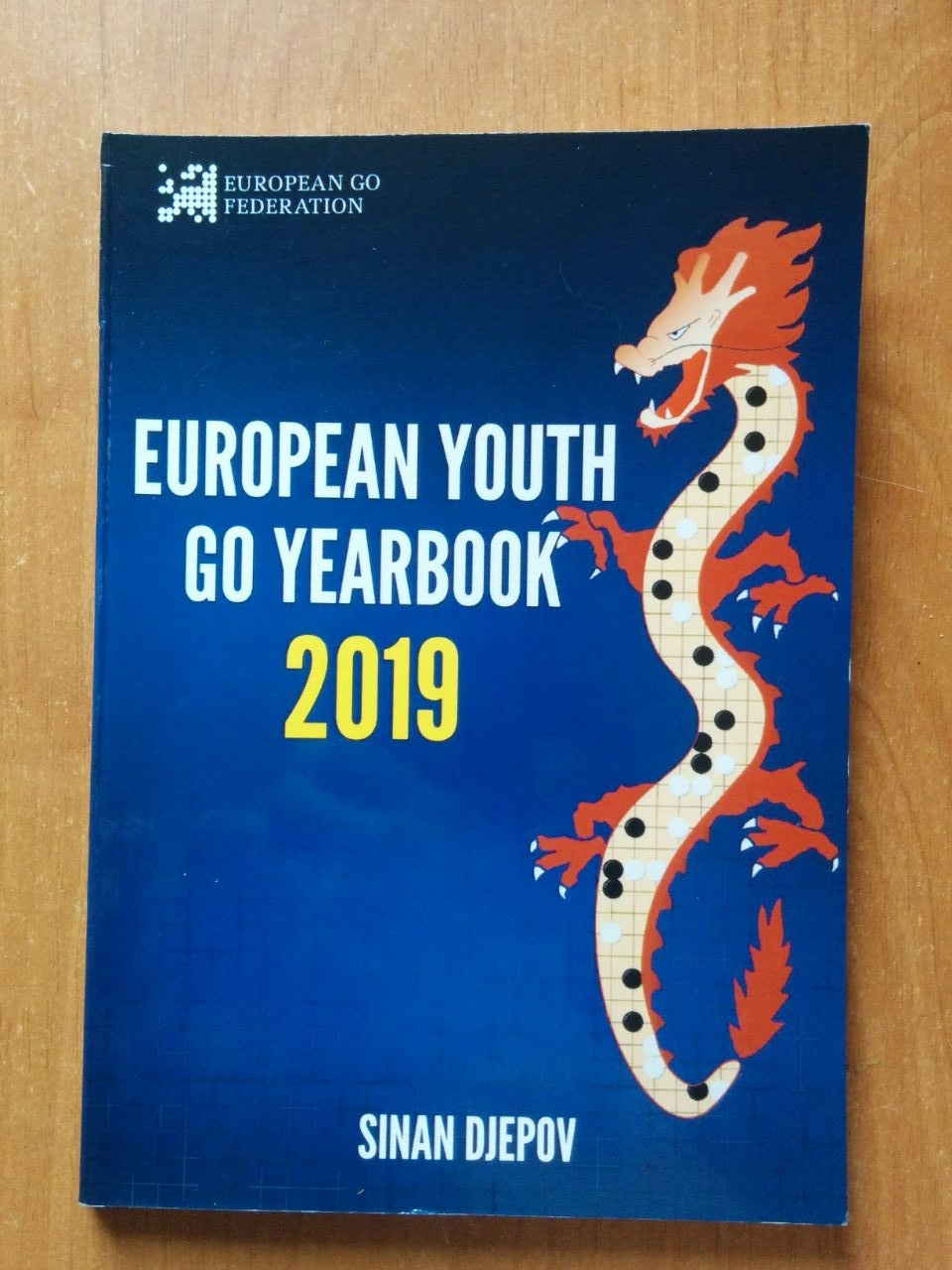 European Youth Go Yearbook 2019