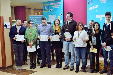 Romanian Winter Go Camp 2017 - Review