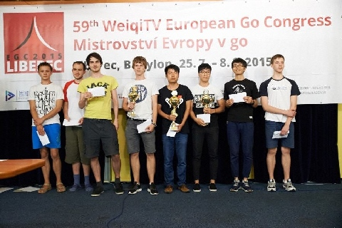 EGC 2015 finished