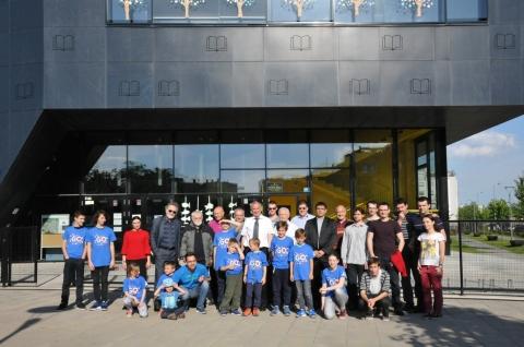 First Croatian Go Week, May 8-14, 2017, with Catalin Taranu, 5p