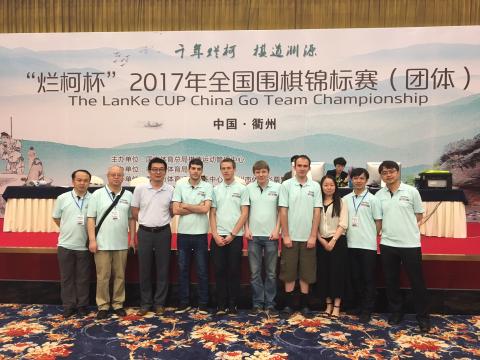 European team in China C league