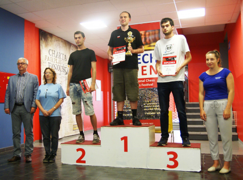 Moyo Open Tournament in Pardubice attracts many strong players
