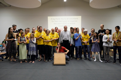 The European Go Congress - Highlights of the second week
