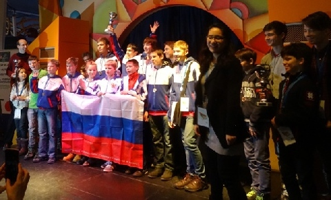 Russia wins european online youth team championship!