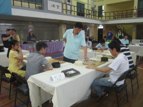 2015 Second Annual World Collegiate Go Championship