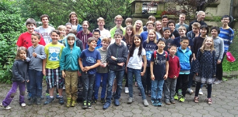 German Youth Go Championship 2016 in Darmstadt