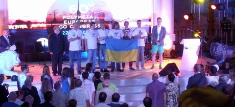 Ukraine win the Pandanet Go European Team Championship