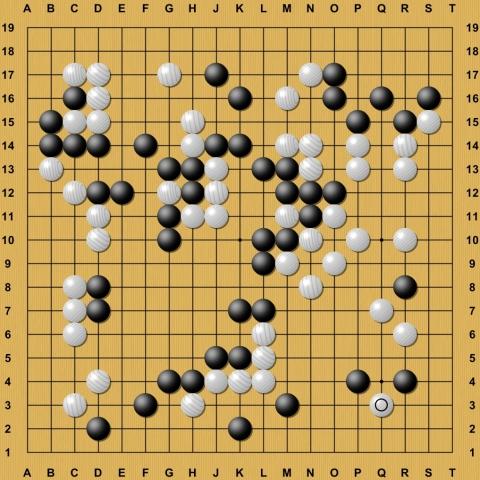 Ilya Shikshin 7d vs. Wang Yuanjun 6p
