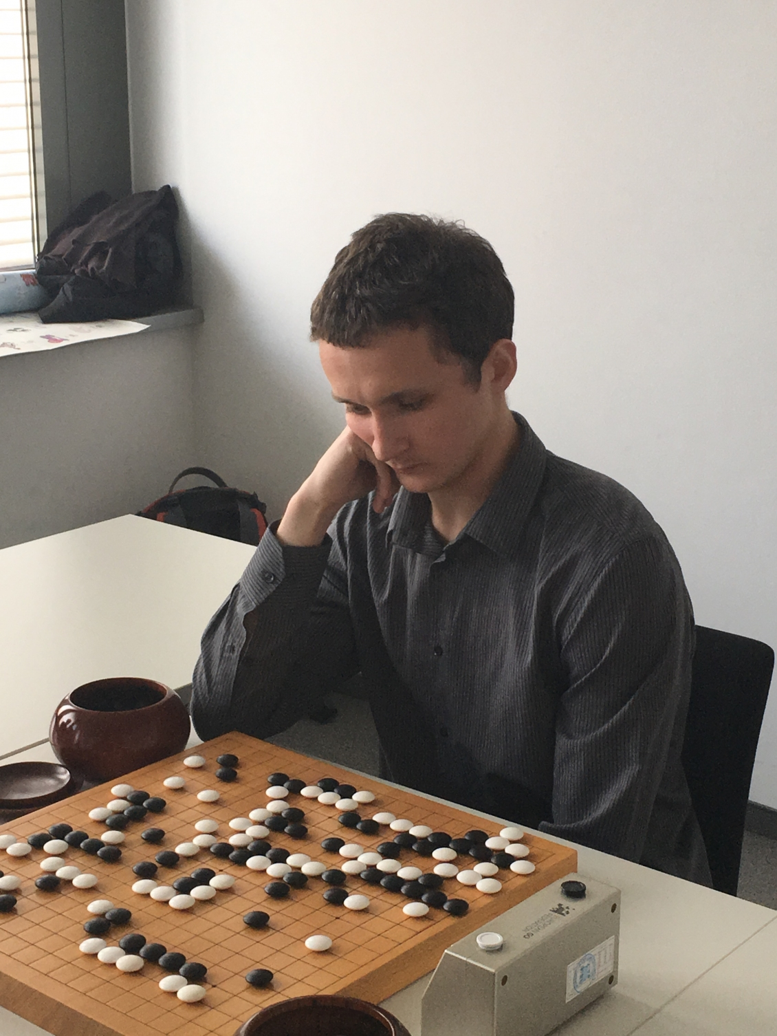 3rd European Go Grand Slam Tournament and 8th China Cup Berlin Part 2