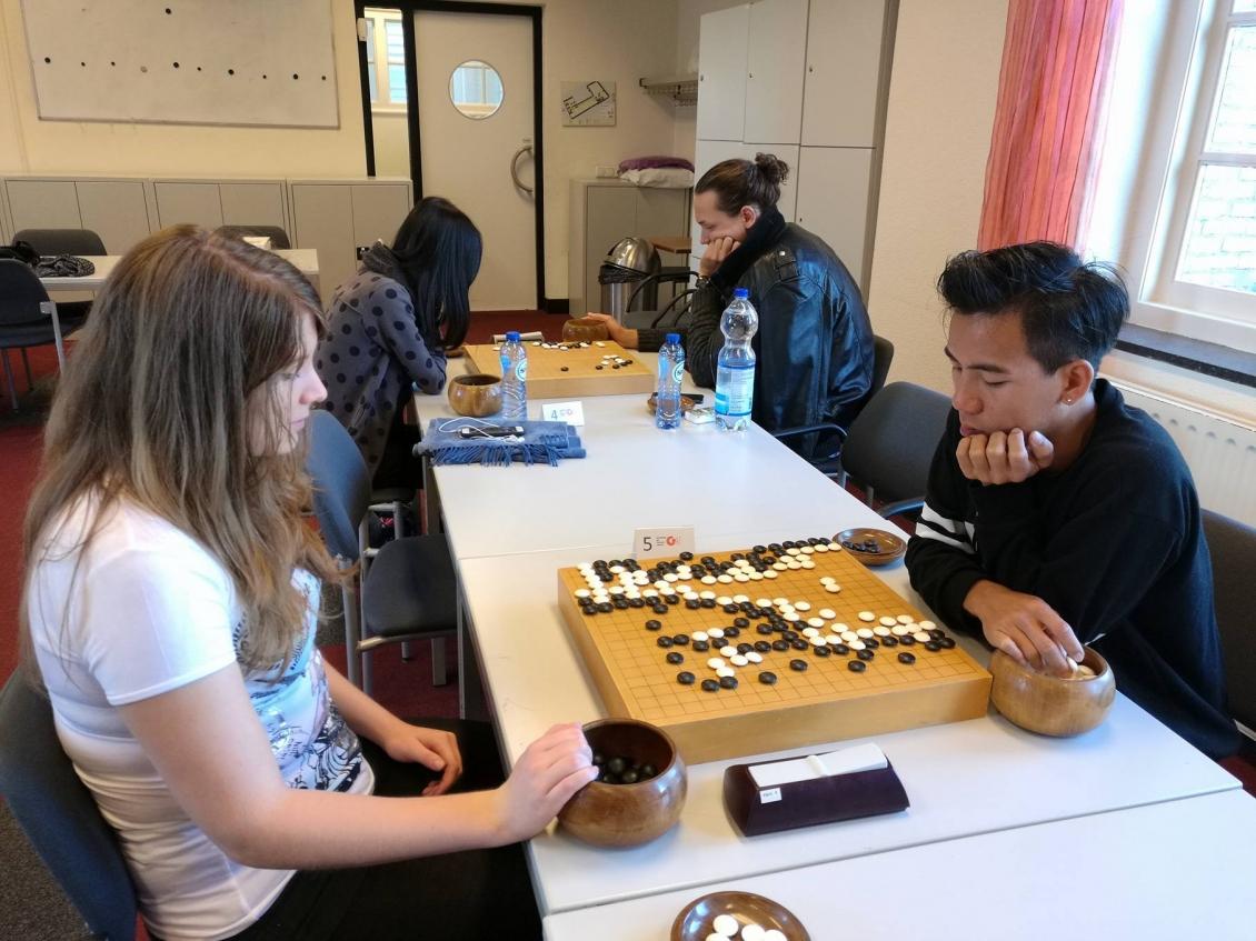 The European Student Go Championship 2016