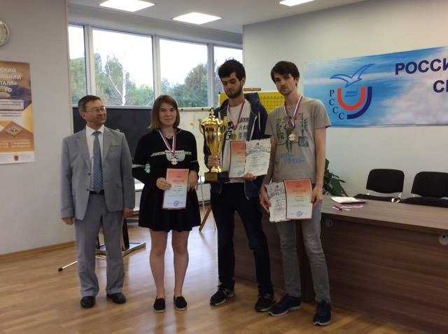 The European Student Team Championship, 8-9 September 2016 - Tournament review