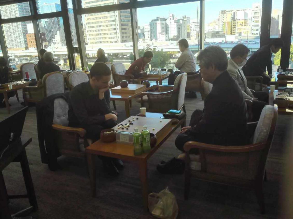 Artem advances to the 13th Sankei Cup main tournament